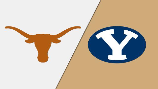 Texas vs. BYU (Regional Final)
