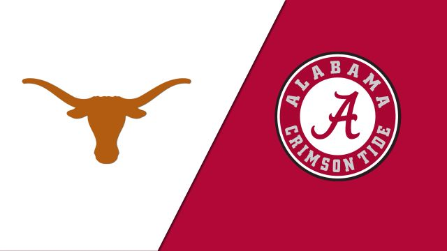 #9 Texas vs. #8 Alabama (Site 2 / Game 1) (NCAA Softball Super Regionals)