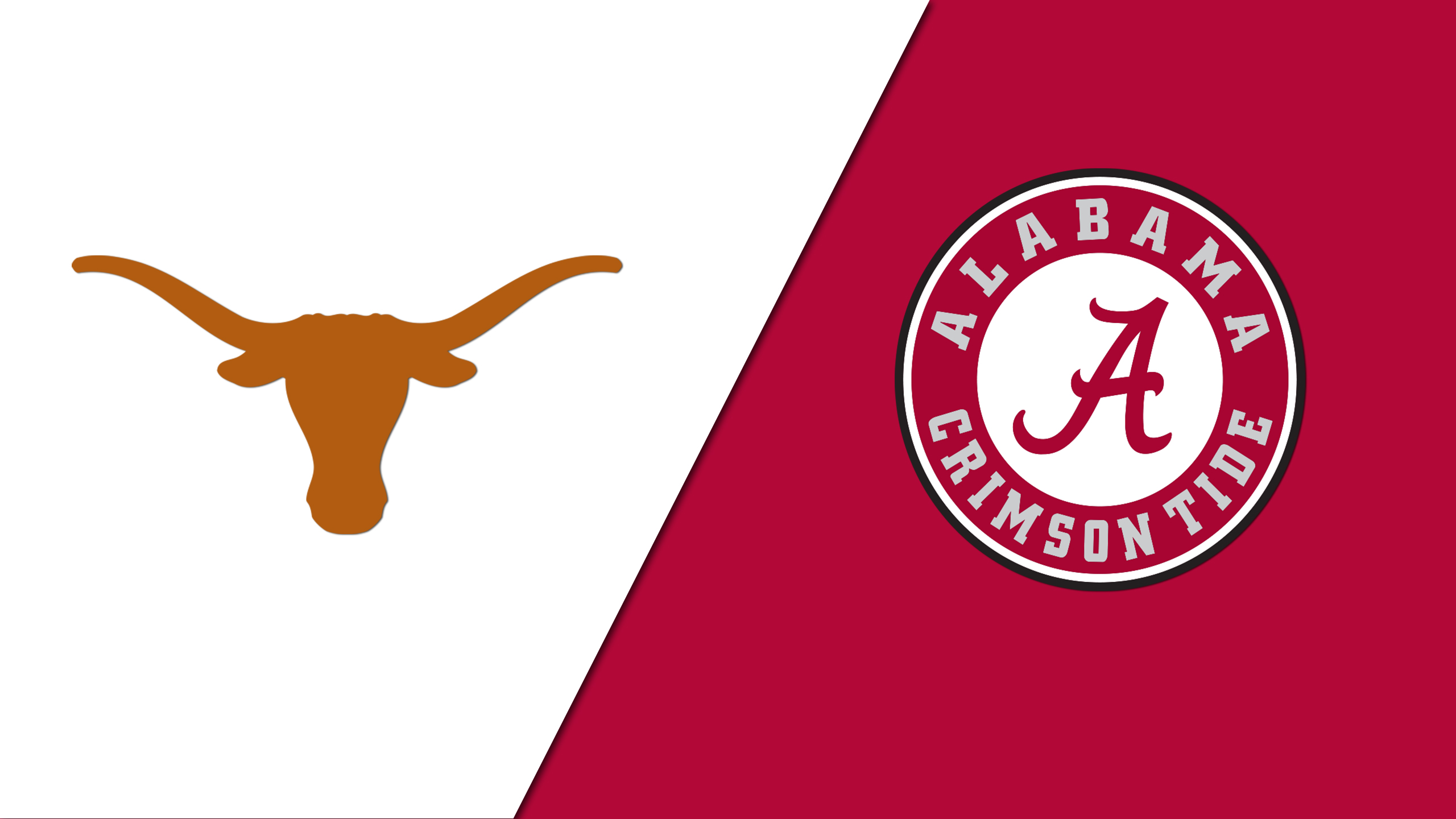 Texas vs. Alabama (Site 2 / Game 1) (re-air)
