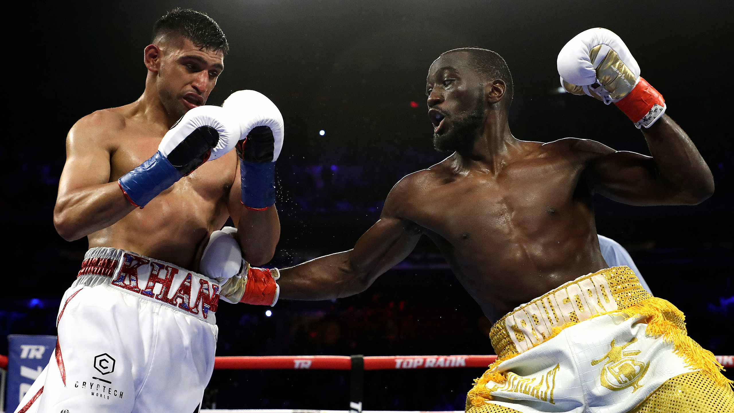 Terence Crawford vs. Amir Khan (re-air)