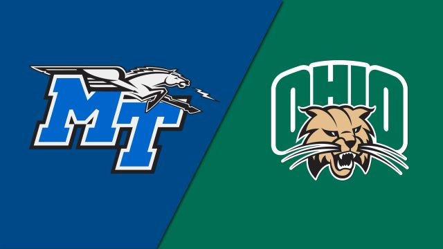 Middle Tennessee vs. Ohio (Second Round) (Women's NIT)