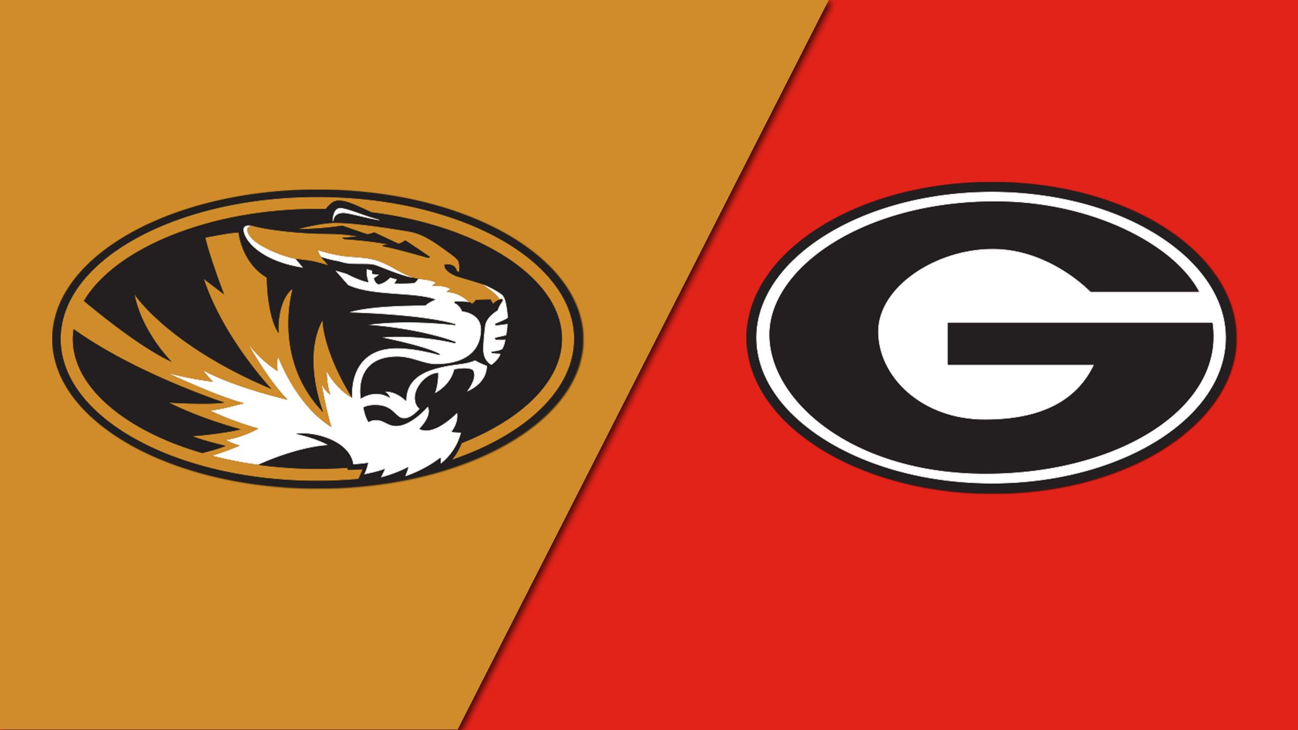 Missouri vs. #6 Georgia (Baseball)