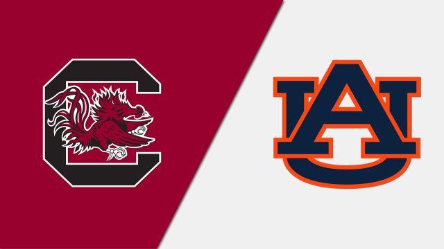 South Carolina vs. Auburn (W Soccer)