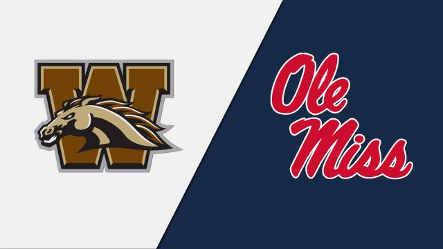 Western Michigan vs. Ole Miss (M Basketball)