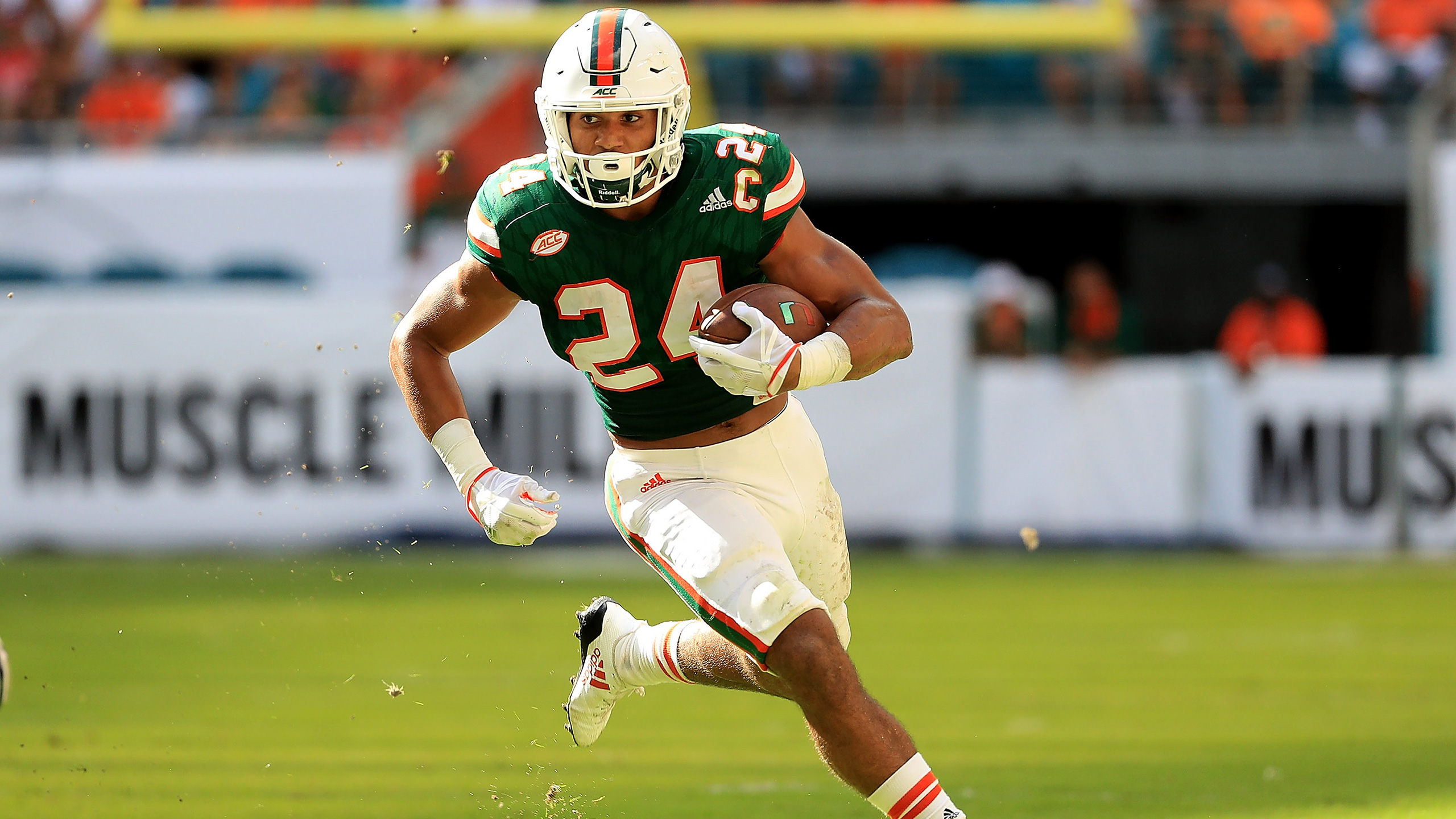 #16 Miami vs. Virginia (Football) (re-air)