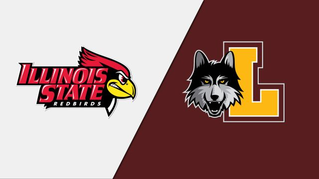 Illinois State vs. Loyola-Chicago (W Volleyball)