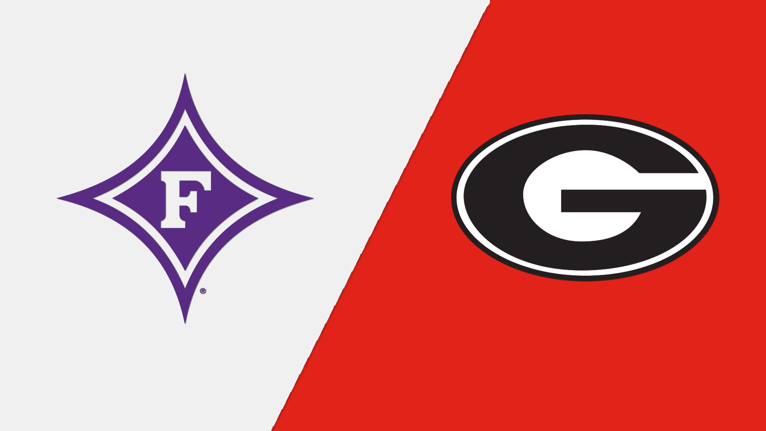 Furman vs. Georgia (W Basketball)