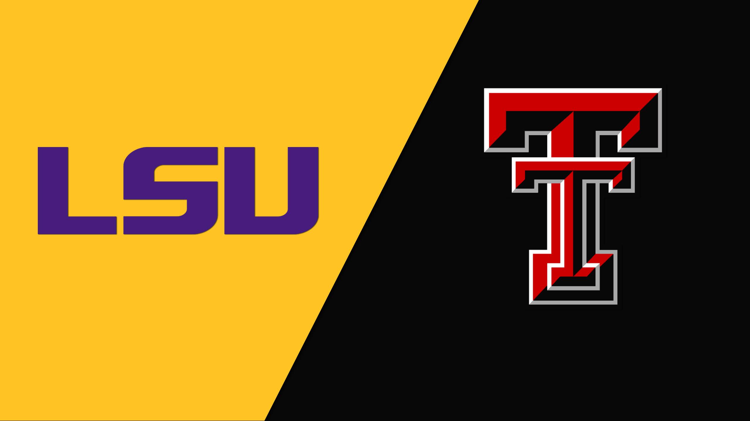 LSU vs. Texas Tech (Site 16 / Game 6)