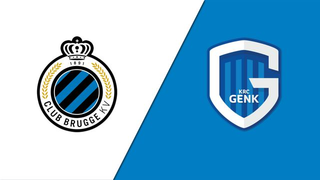 Club Brugge vs. Genk
