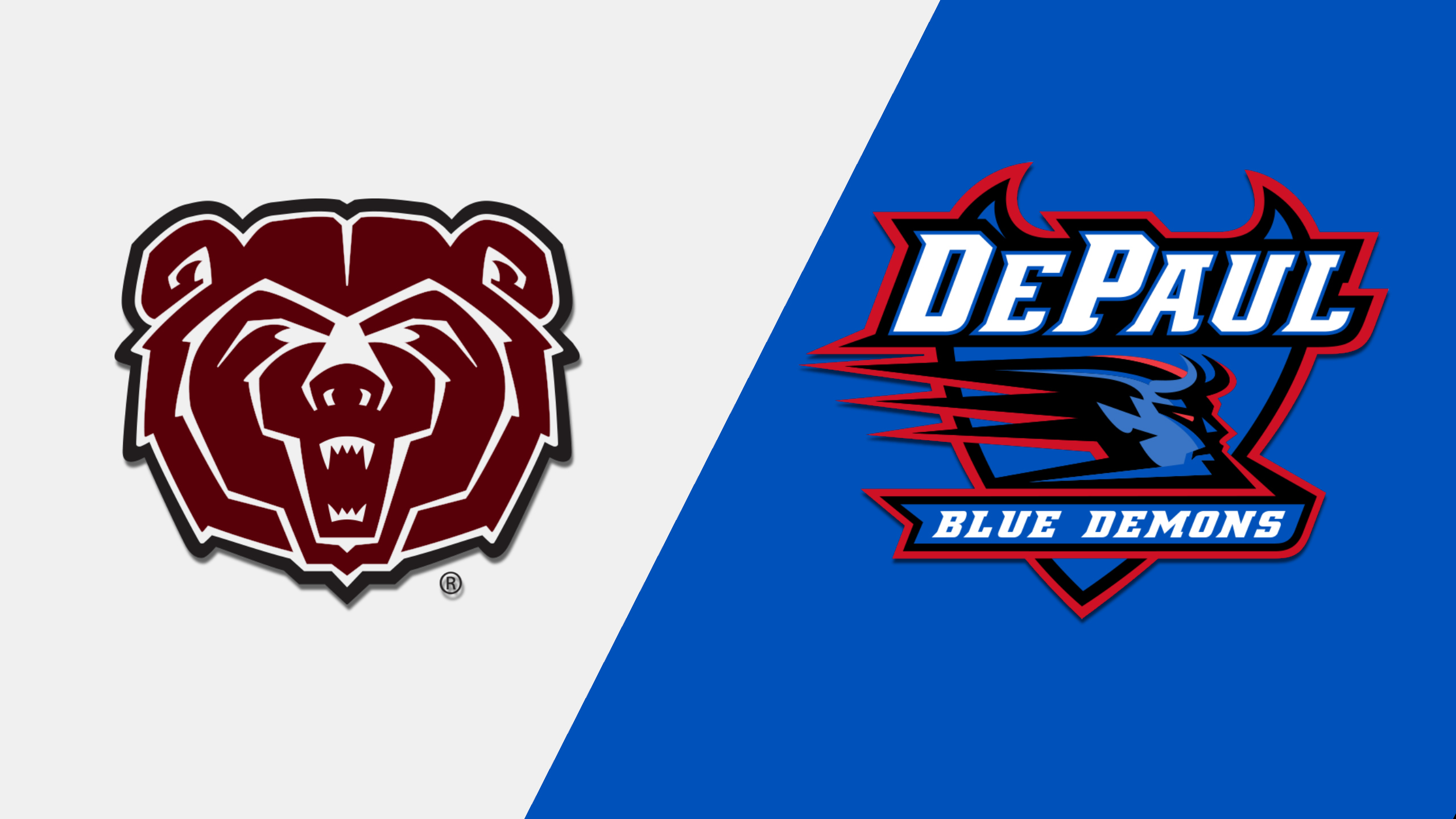 #11 Missouri State vs. #6 DePaul (First Round) (NCAA Women's Basketball Championship)