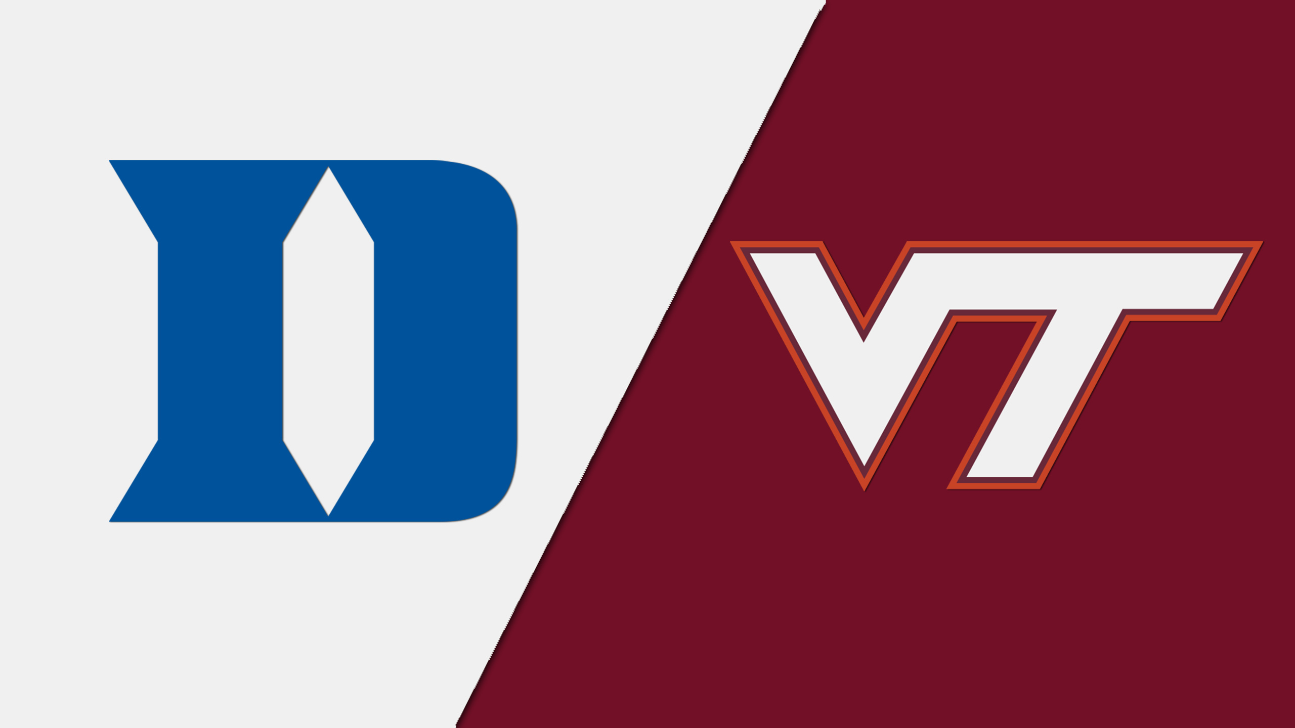 Duke vs. Virginia Tech (W Volleyball)