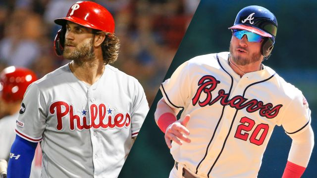 Wed, 9/18 - Philadelphia Phillies vs. Atlanta Braves