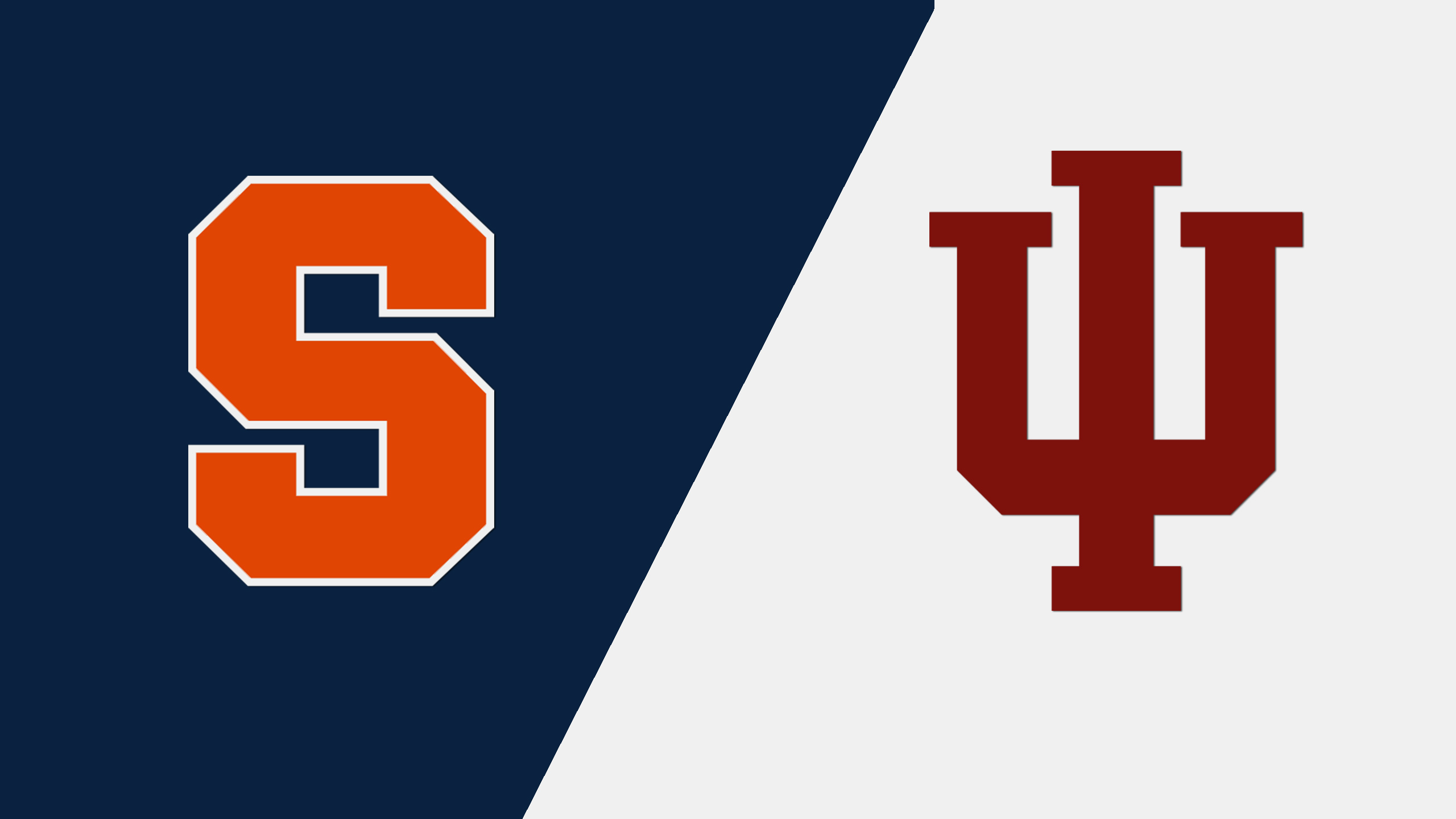 Syracuse vs. Indiana (Softball)