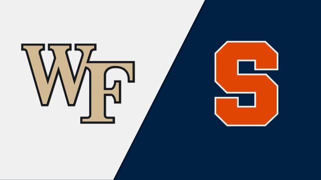 Wake Forest vs. Syracuse (Field Hockey)