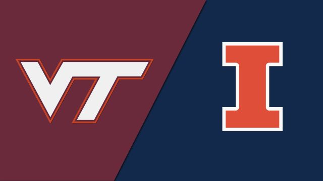 Virginia Tech vs. Illinois (Site 10 / Game 5) (NCAA Softball Regionals)