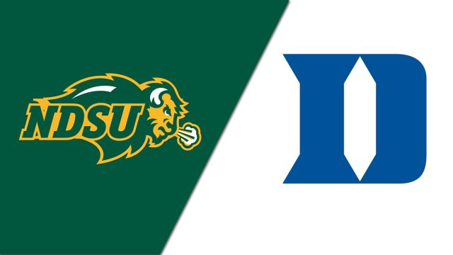 North Dakota State vs. Duke (Softball)
