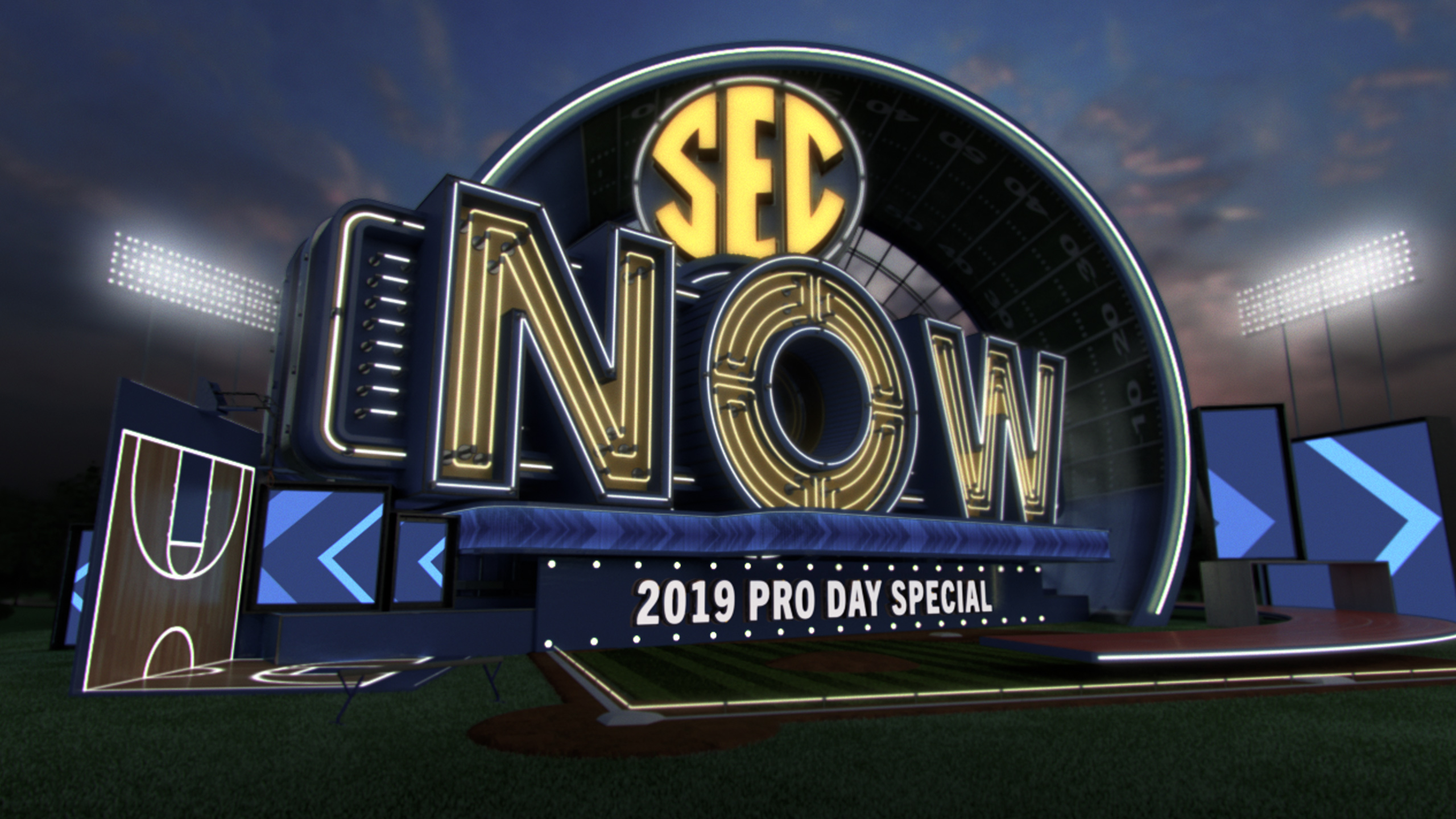 SEC Now: Pro Day Special
