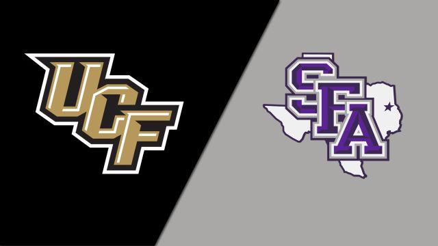 Central Florida vs. Stephen F. Austin (W Basketball)