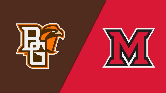 Wed, 11/13 - Bowling Green vs. Miami (OH) (Football)