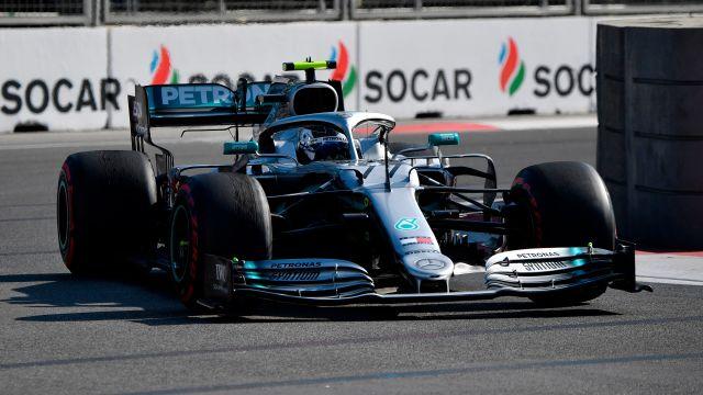 Formula 1 Socar Azerbaijan Grand Prix
