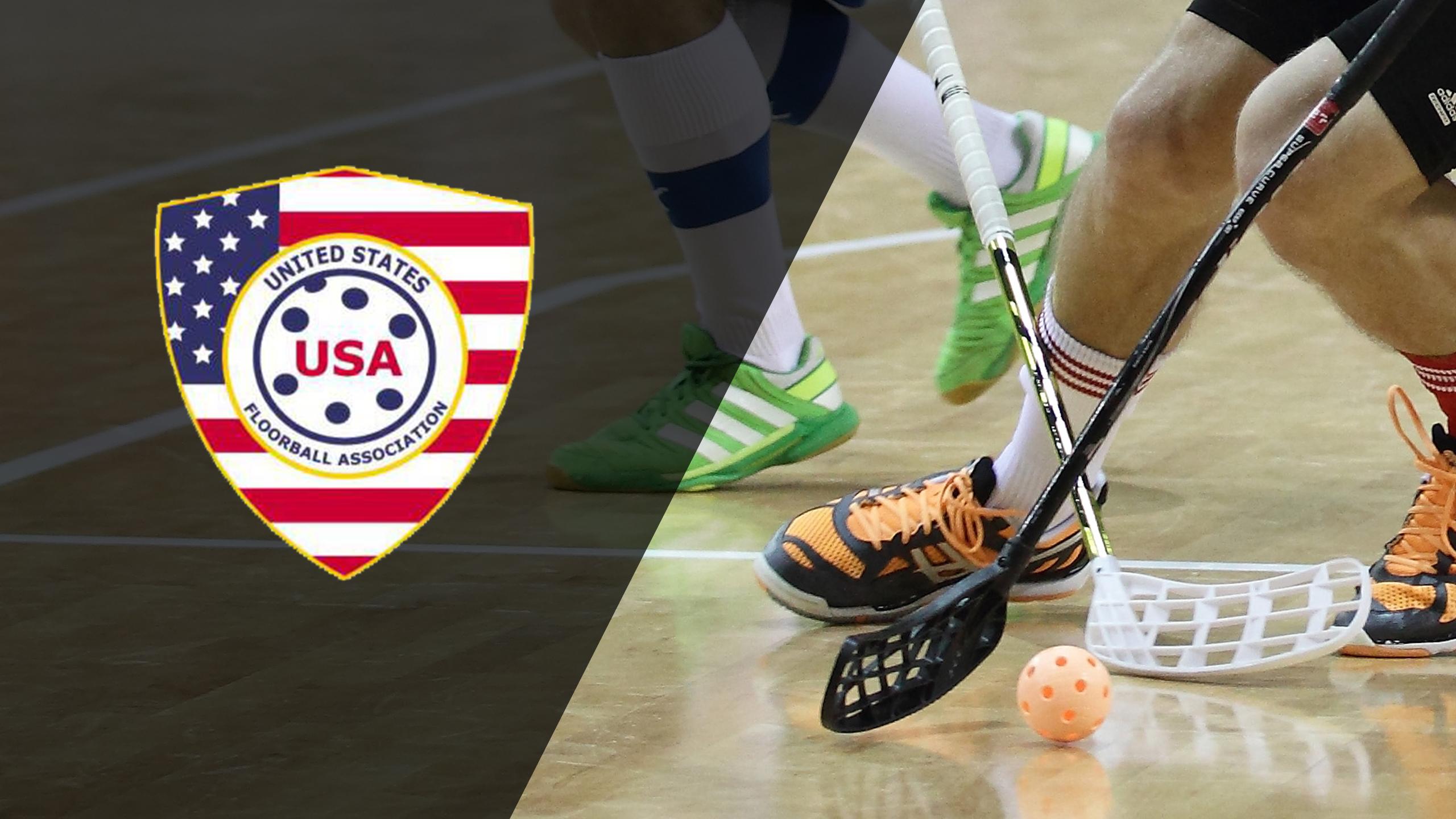 Canada vs. USA (Floorball)