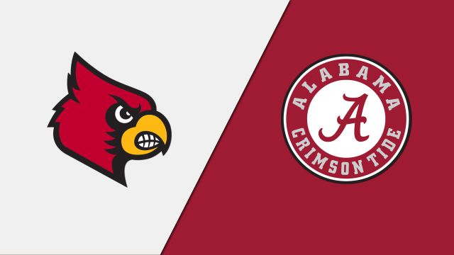 Louisville vs. #13 Alabama (Softball)