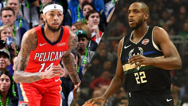 New Orleans Pelicans vs. Milwaukee Bucks