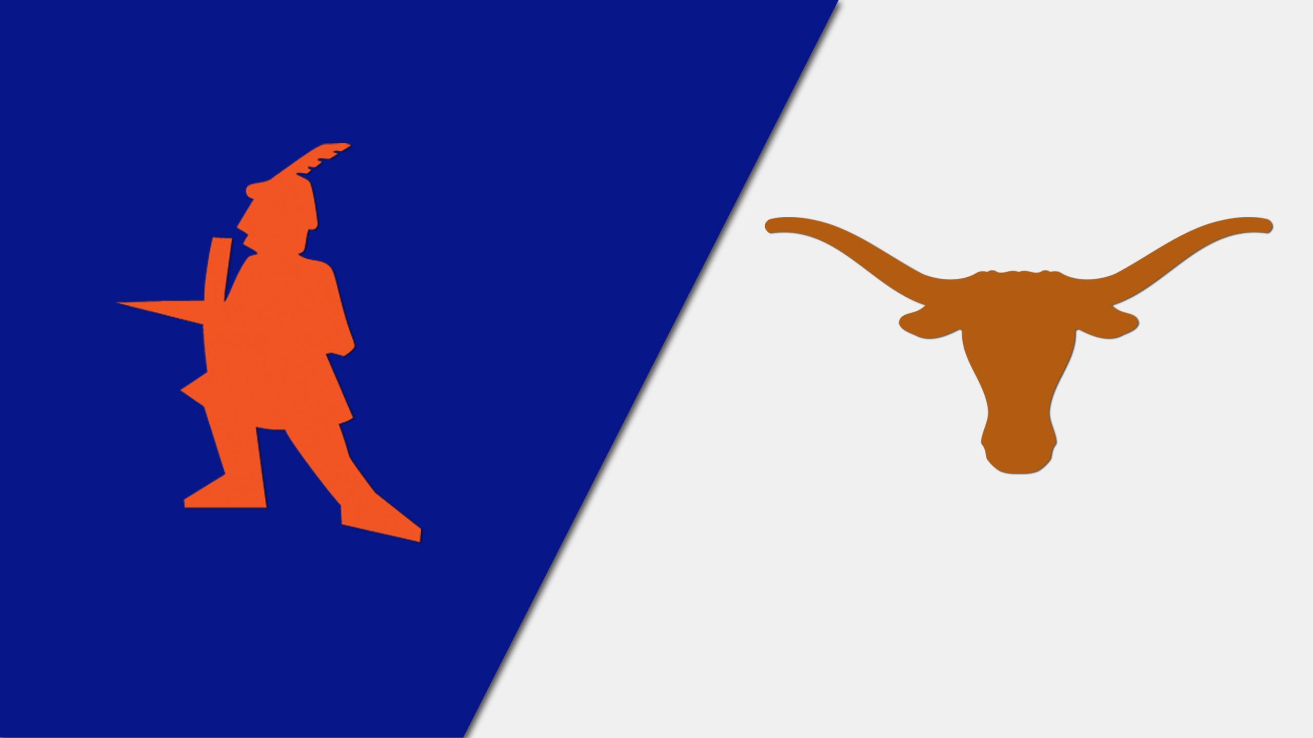 McLennan CC vs. Texas (Baseball) (re-air)