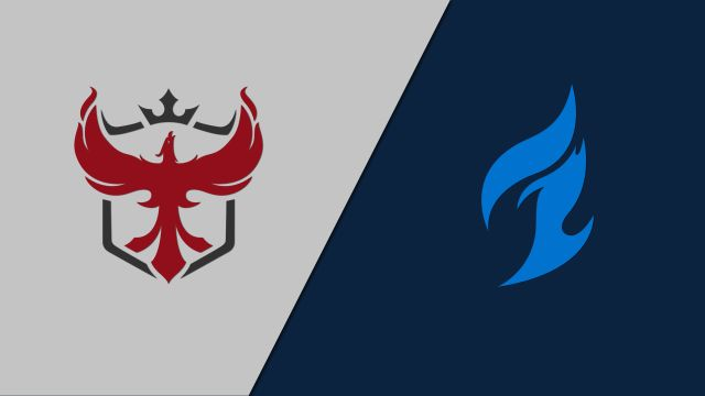 Atlanta Reign vs. Dallas Fuel (Esports)