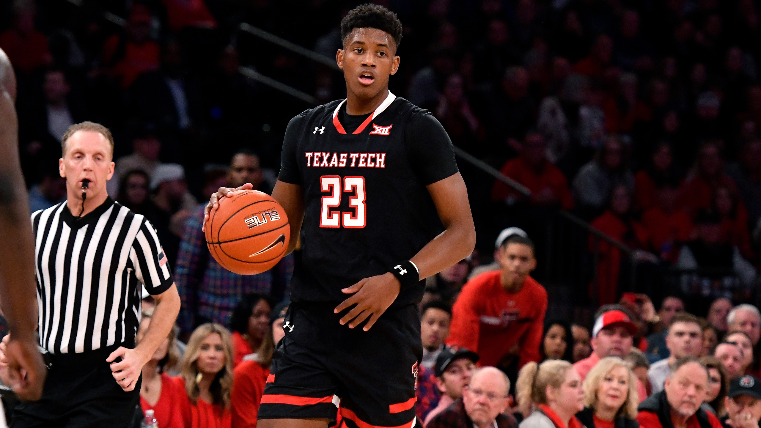 #8 Texas Tech vs. Baylor (M Basketball) (re-air)