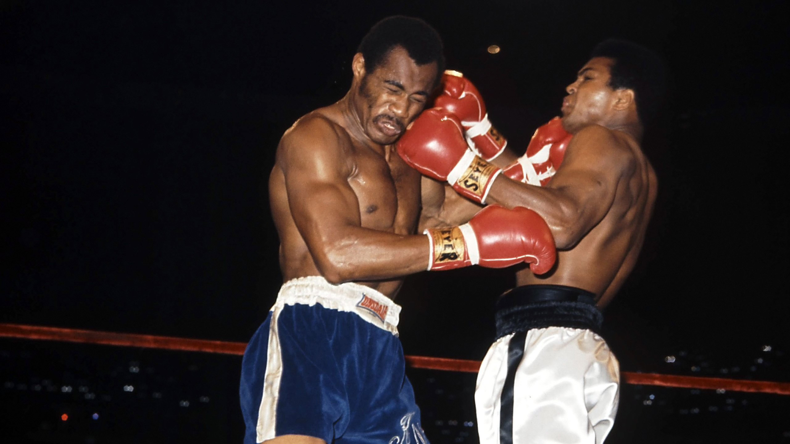 Muhammad Ali 2 vs. Ken Norton 2 (re-air)