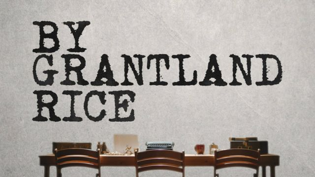 SEC Storied: By Grantland Rice