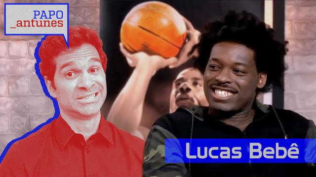 """Papo Antunes #1 - Lucas Bebê lembra de """"trash talk"""" com LeBron e conta mais sobre os bastidores da NBA"""