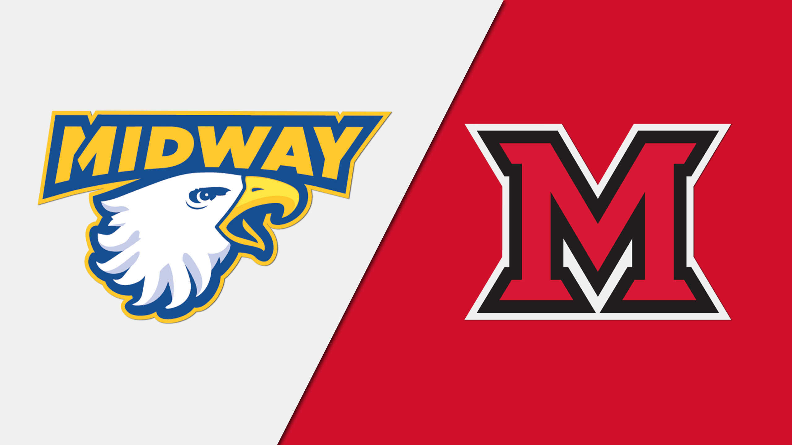 Midway vs. Miami (OH) (M Basketball)