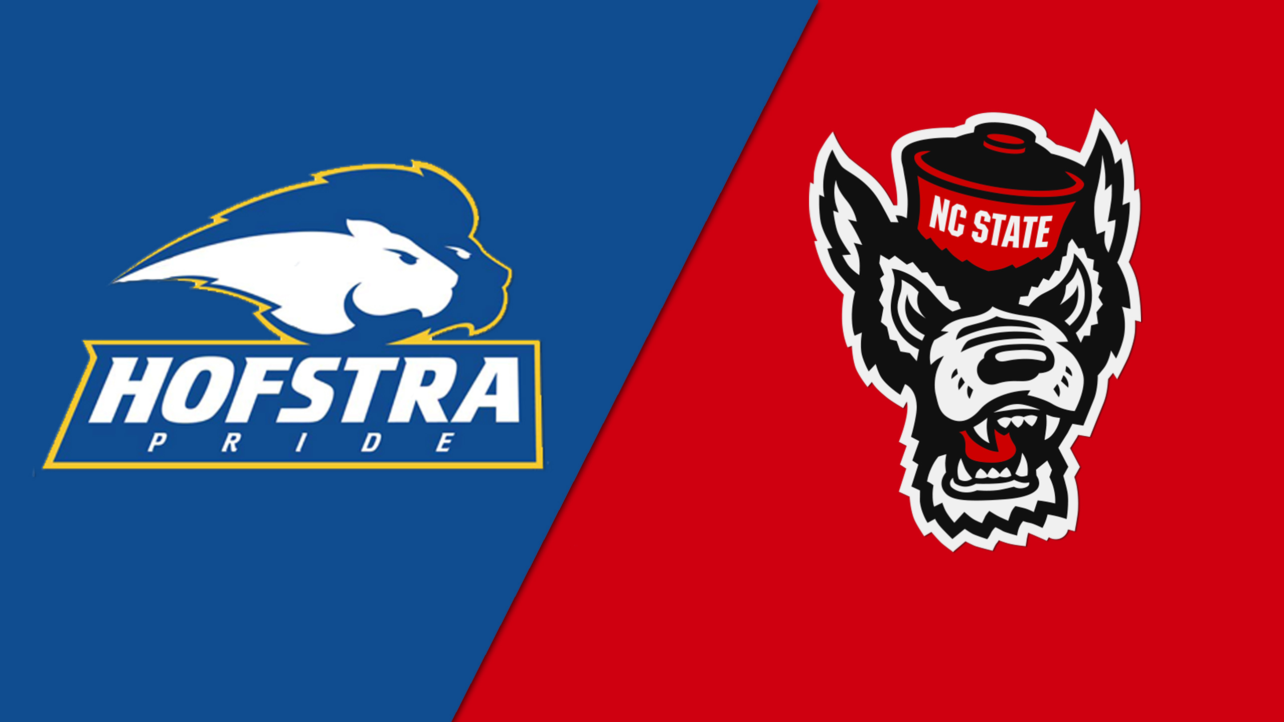 #7 Hofstra vs. #2 NC State (First Round) (re-air)