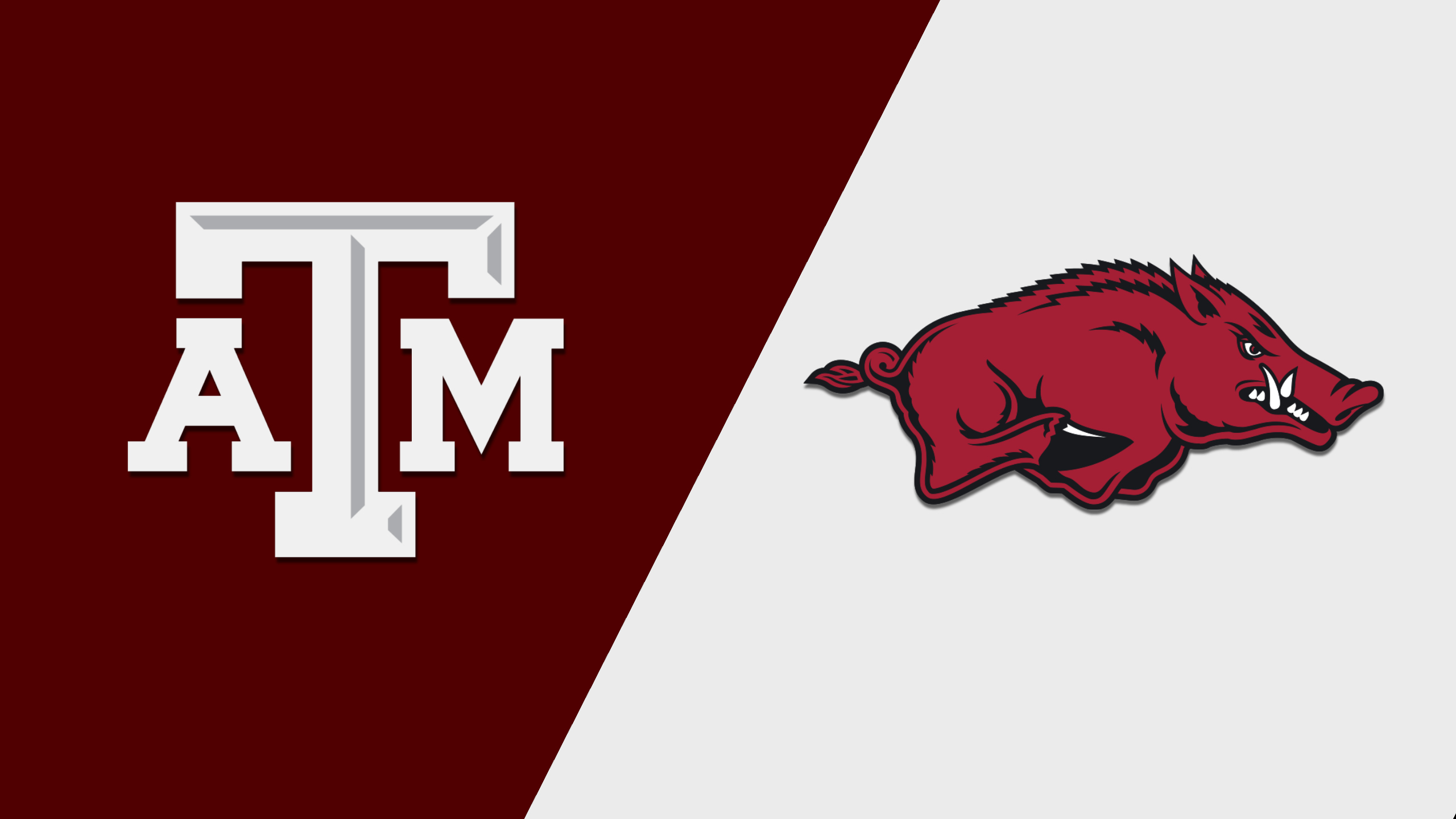 Texas A&M vs. Arkansas (M Basketball)