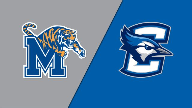 Memphis vs. Creighton (Second Round) (NIT)