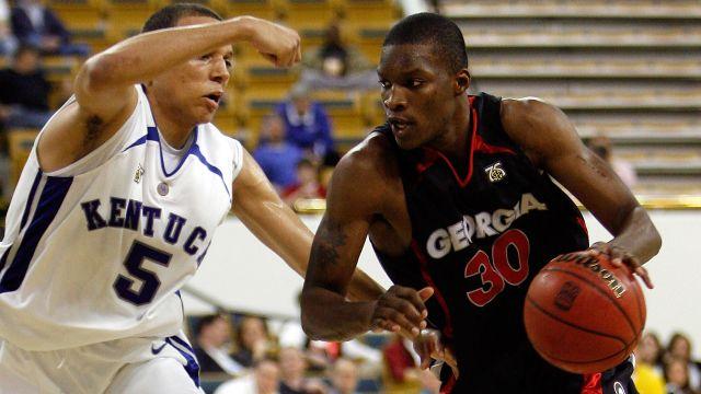 SEC Rewind: 2008 MBB Georgia vs. Kentucky