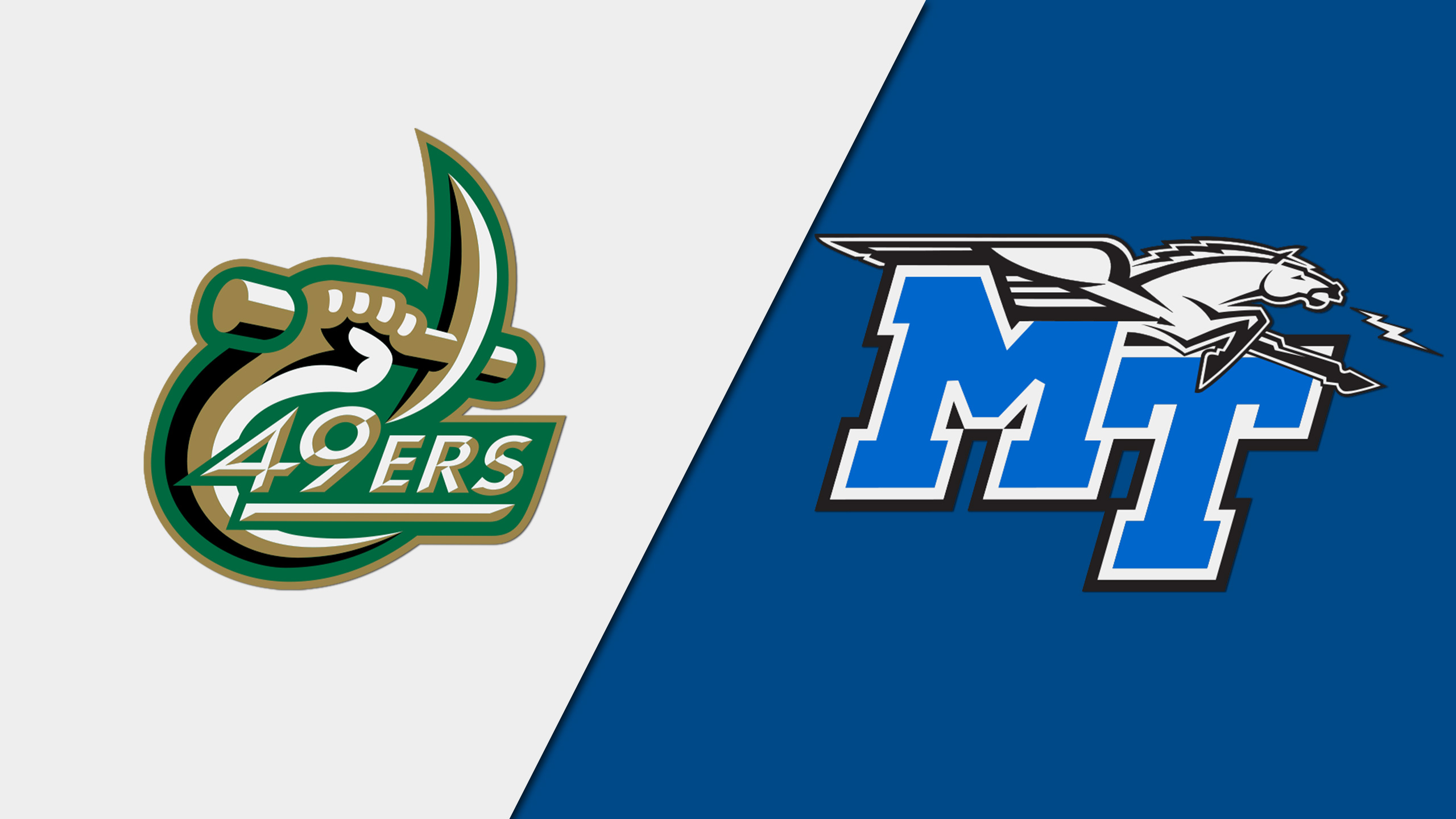 Charlotte vs. Middle Tennessee (Football)
