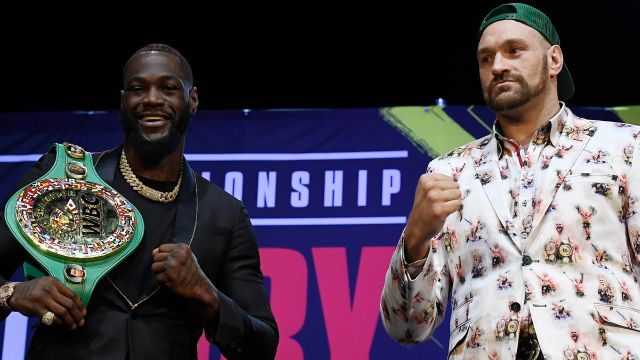 Wilder vs. Fury II Press Conference