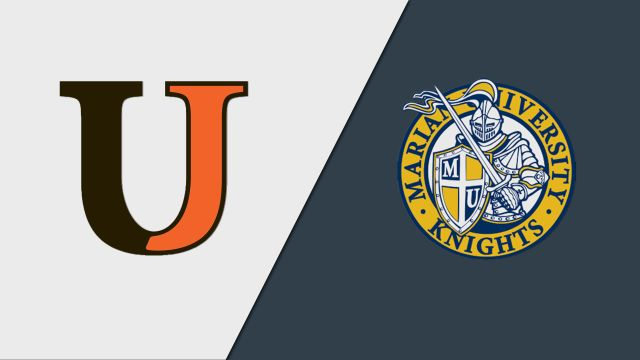 Jamestown vs. Marian (Semifinal #2)