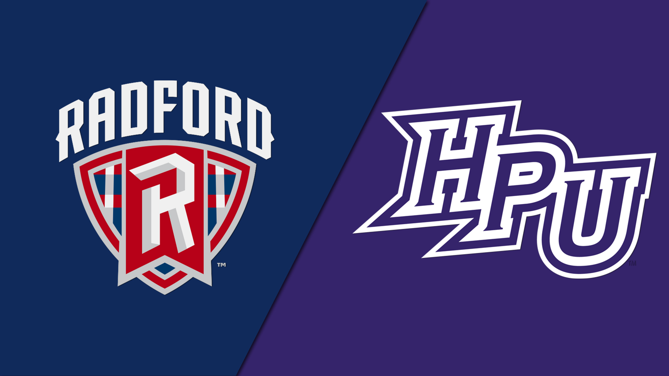 Radford vs. High Point (Championship) (Big South Women's Volleyball Tournament)