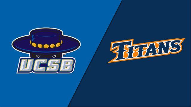 UC Santa Barbara vs. CSU Fullerton (W Soccer)