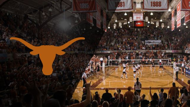 Texas Volleyball presented by Wells Fargo (W Volleyball)