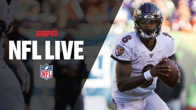Wed, 11/13 - NFL Live