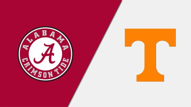 Alabama vs. Tennessee