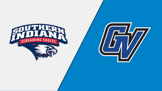 Southern Indiana vs. Grand Valley State (First Round) (W Soccer)