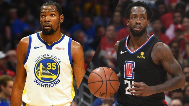 NBA Playoffs - First Round Presented by Mountain Dew
