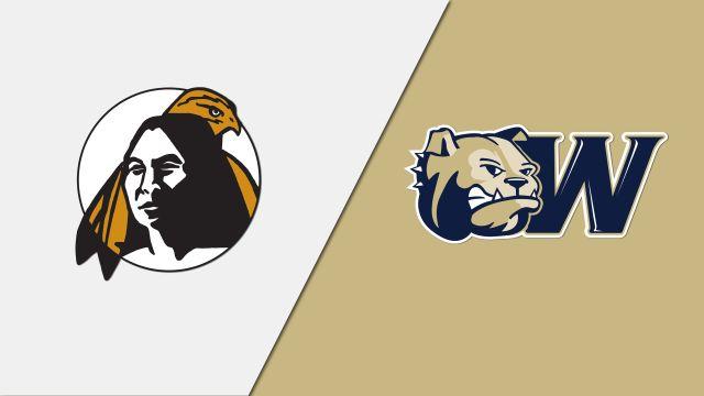 UNC Pembroke vs. Wingate (M Basketball)