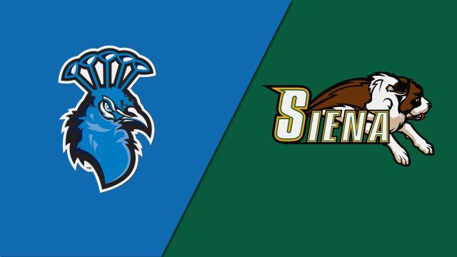 Saint Peter's vs. Siena (W Basketball)